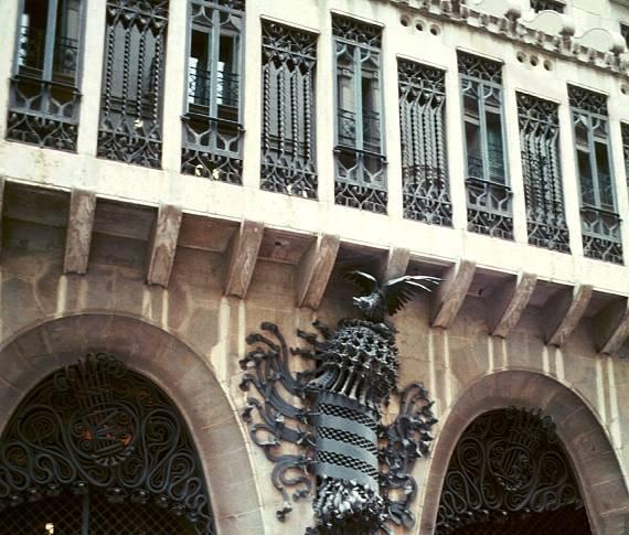 Дворец гуэля в барселоне – роскошь символизма в центре старого города – так удобно! traveltu.ru