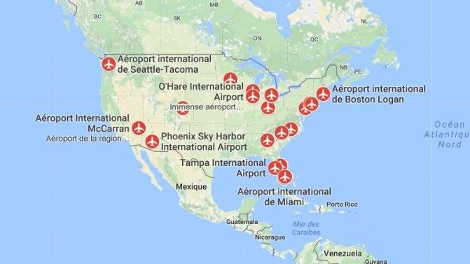 Самый большой аэропорт: крупнейшие воздушные гавани в мире, в европе, в россии, включая крупные аэропорты в москве и за пределами столицы