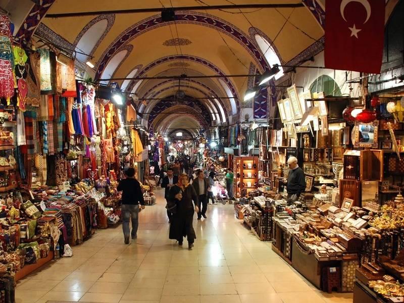 Гранд-базар в стамбуле - смотреть разрешается