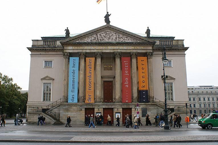 Немецкая опера — википедия. что такое немецкая опера