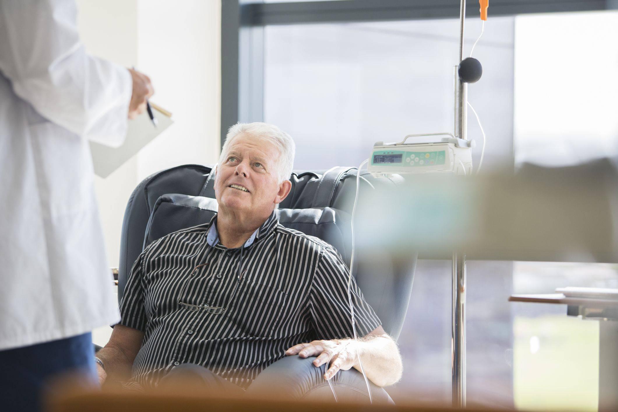 Лечение рака легких в израиле, цены 15 000$ - 25 000$