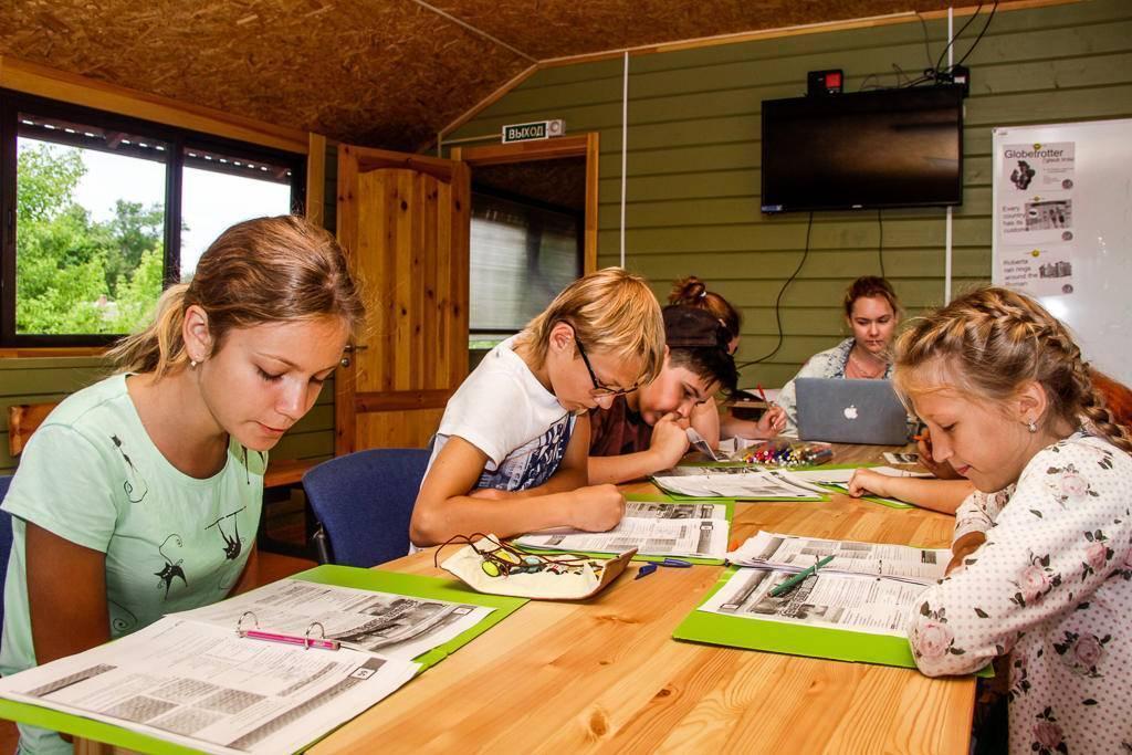 Языковые детские лагеря в польше: особенности и типы
