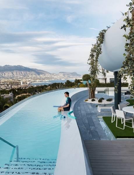 Клиника-отель sha wellness clinic в испании
