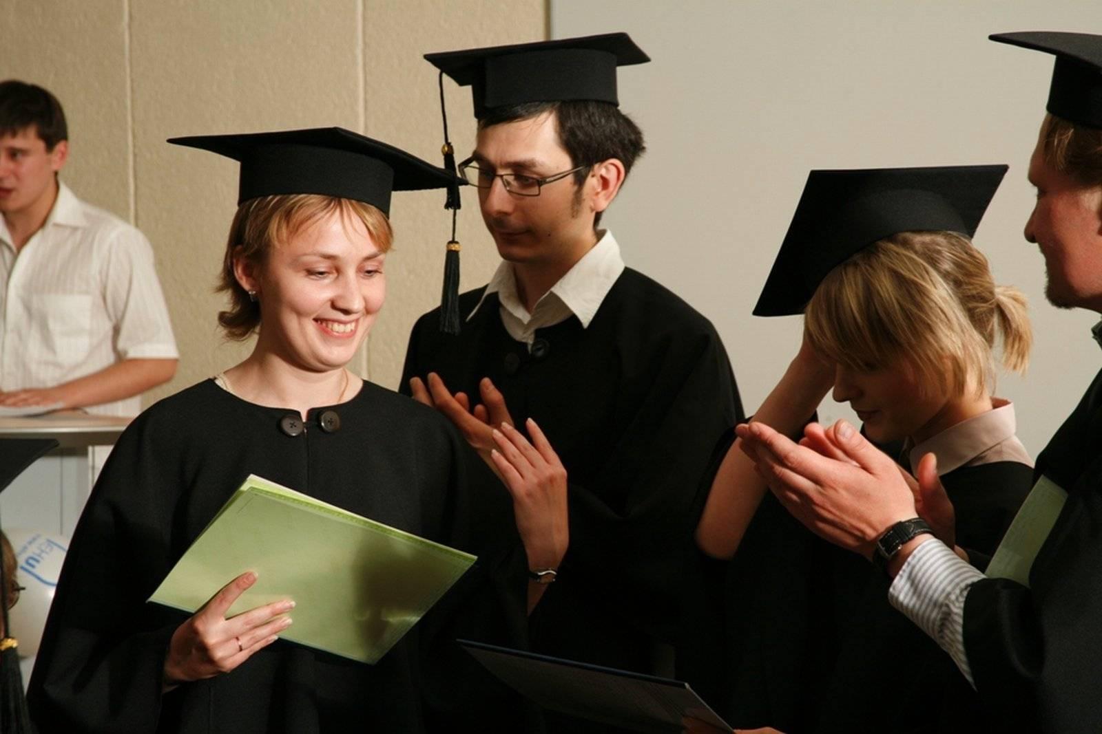 Современное чешское образование