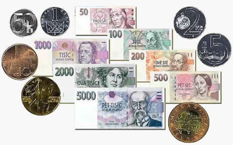 Обменники, сбербанк в праге, где выгодно менять евро на кроны