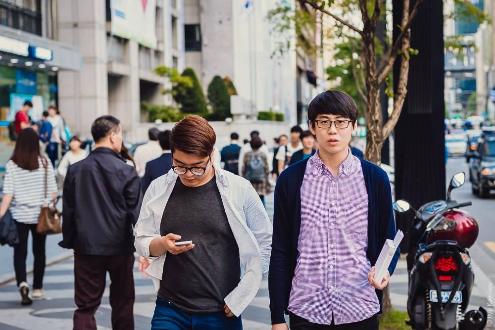Южная корея - обычная жизнь обычных людей