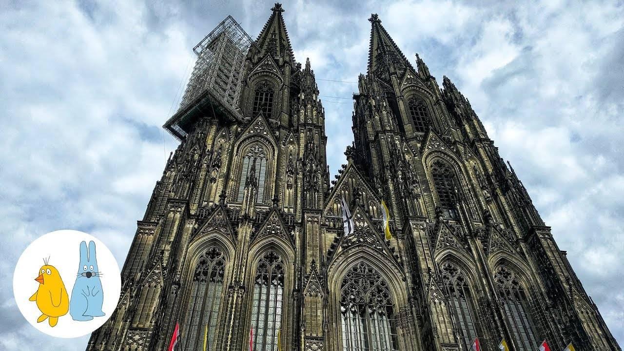 Кёльнский собор – вечно строящийся готический шедевр