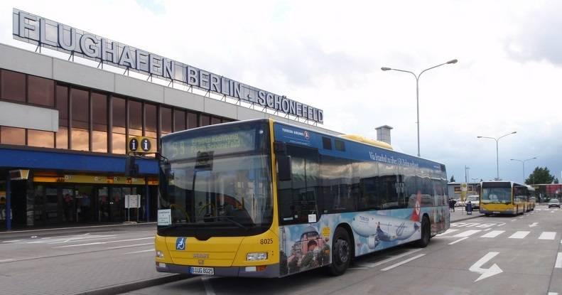 Аэропорт берлина: как добраться до центра города