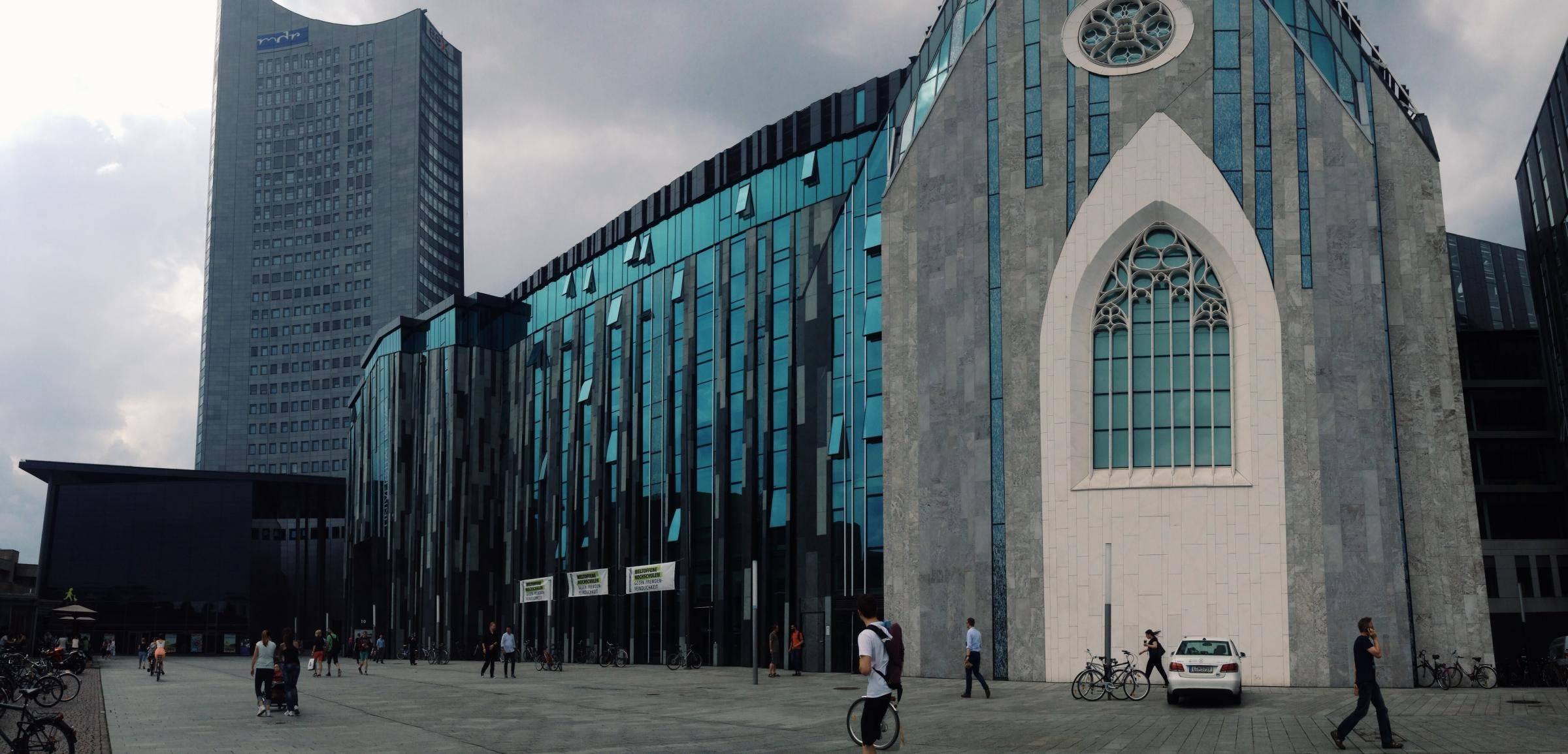 Лейпцигский университет техники, экономики и культуры | hochschule für technik, wirtschaft und kultur leipzig