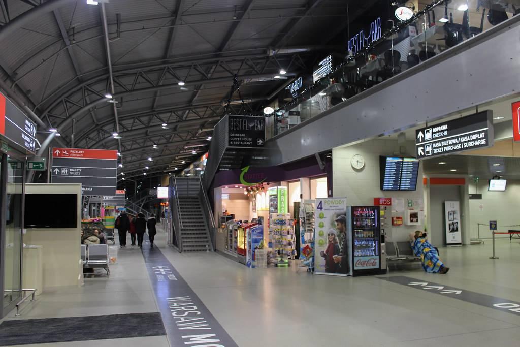 Варшава/модлин (аэропорт)