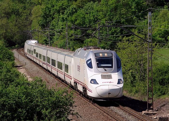 Поезда в испании - схема маршрутов, билеты, туристические поезда