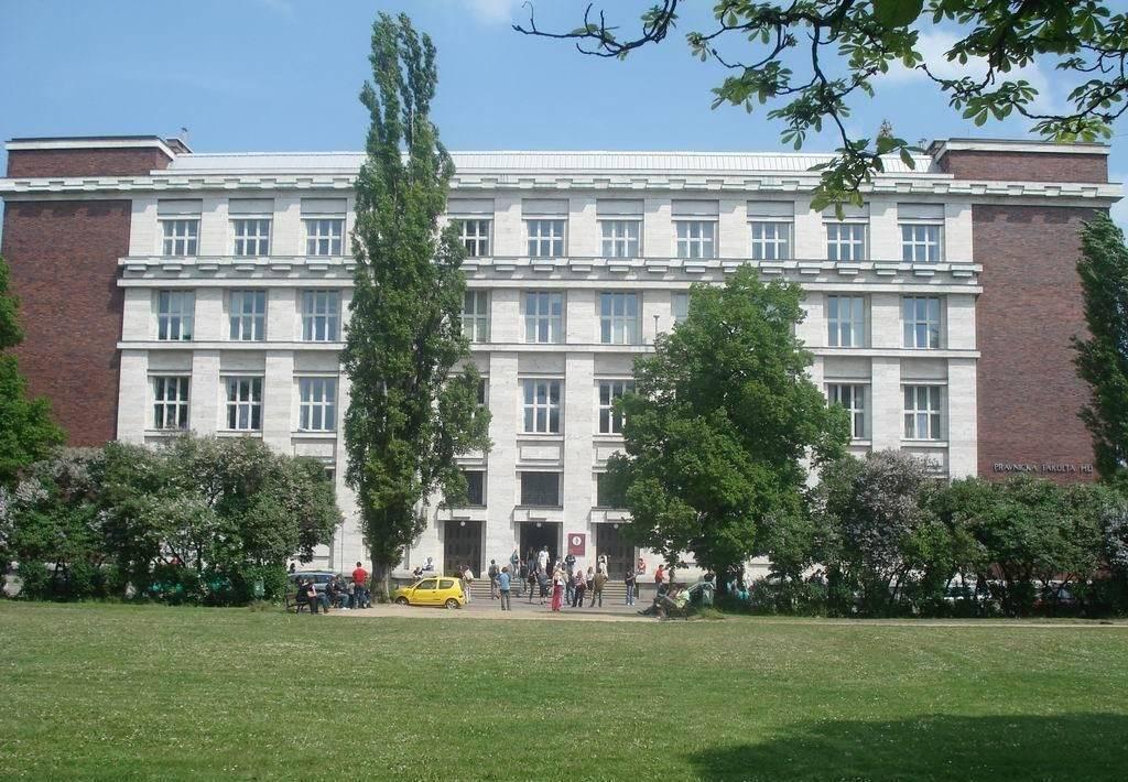 Чешский технический университет в праге (čvut)