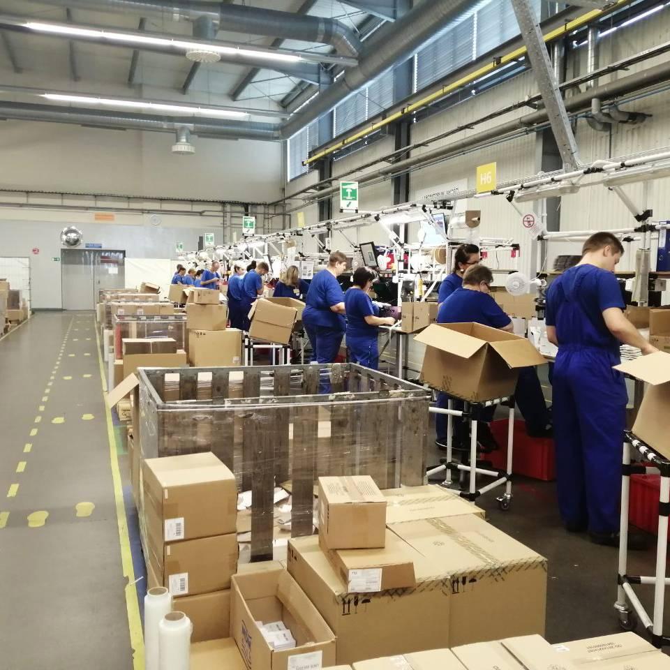 Робота в польщі на заводі - свіжі вакансії 2021 - понад 20 професій
