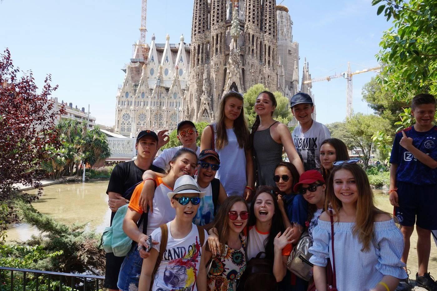 Семейные лагеря для детей в испании 2021 - купить путевку, бронирование бесплатно