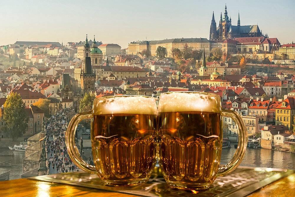 Где в праге пить хорошо: путеводитель для пивоманов - самокатус