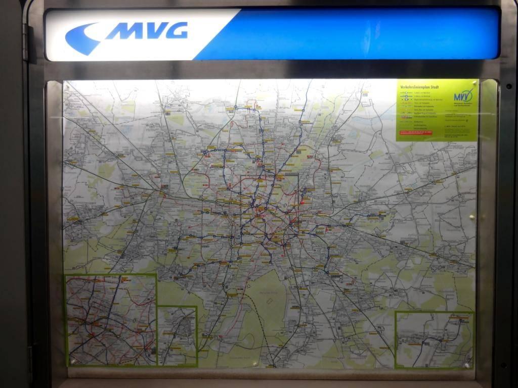 Общественный транспорт, часть 6. билеты для проезда - munchenguide