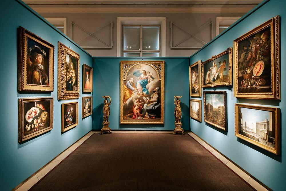 Сокровища Дрезденской картинной галереи