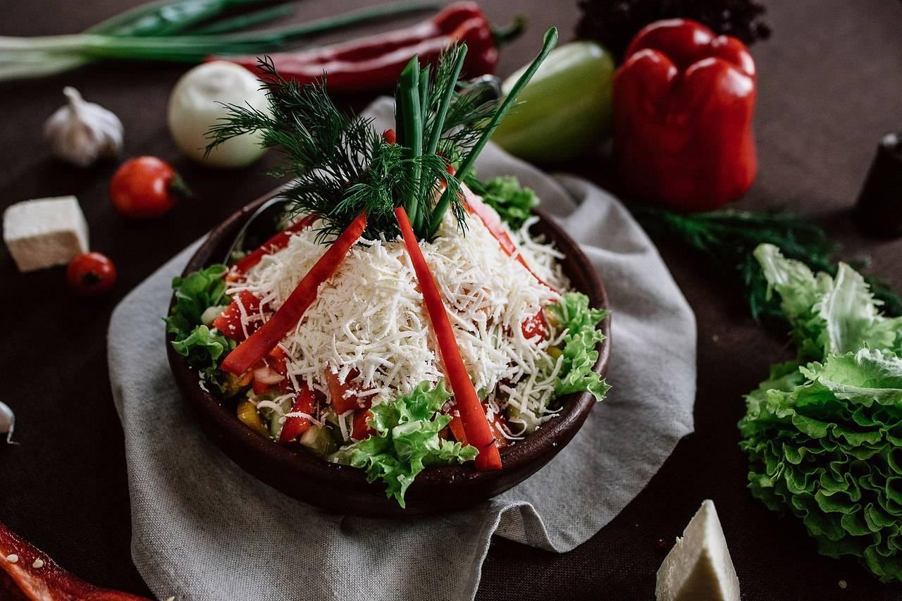 Салат березка береза 7 рецептов - 1000.menu