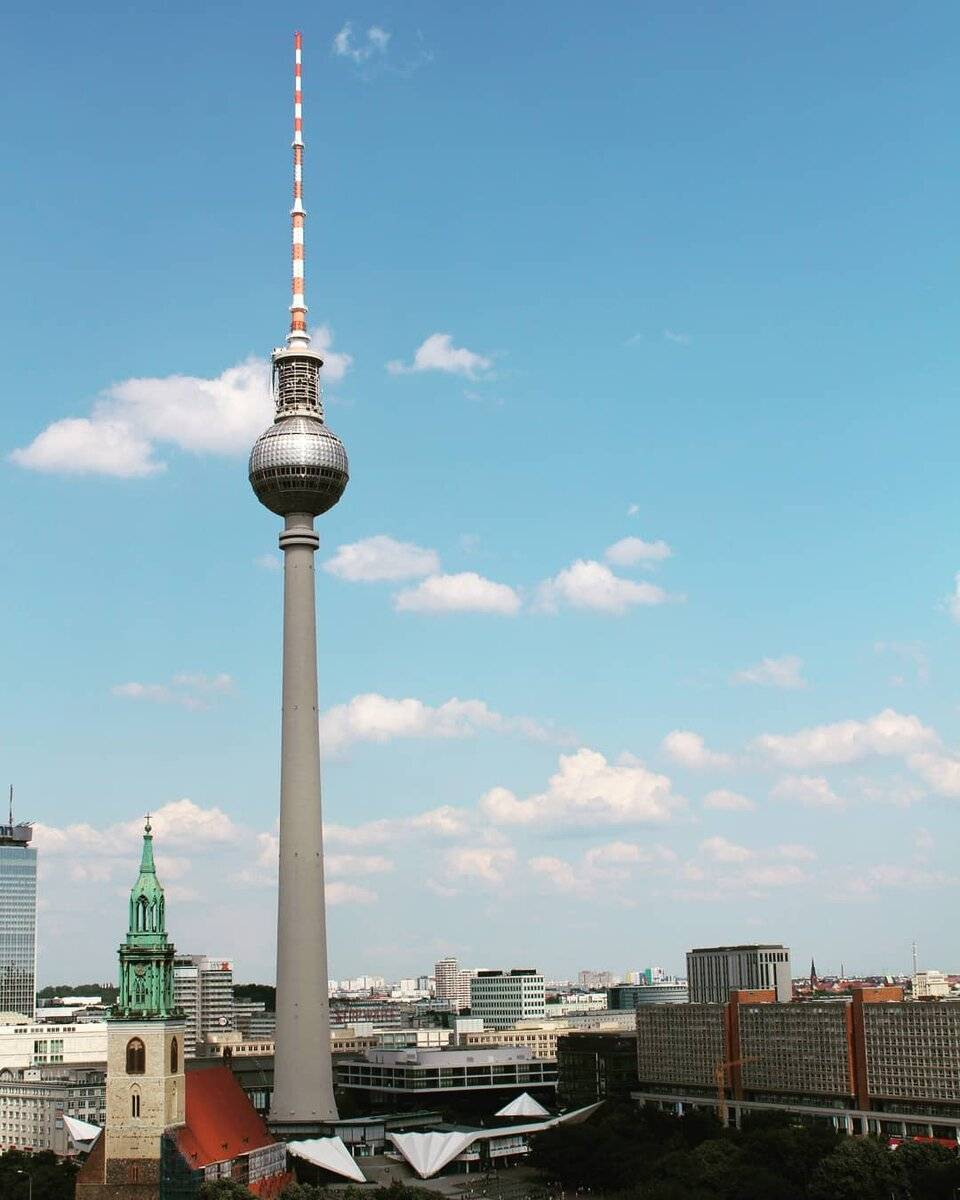 Берлин: достопримечательности города