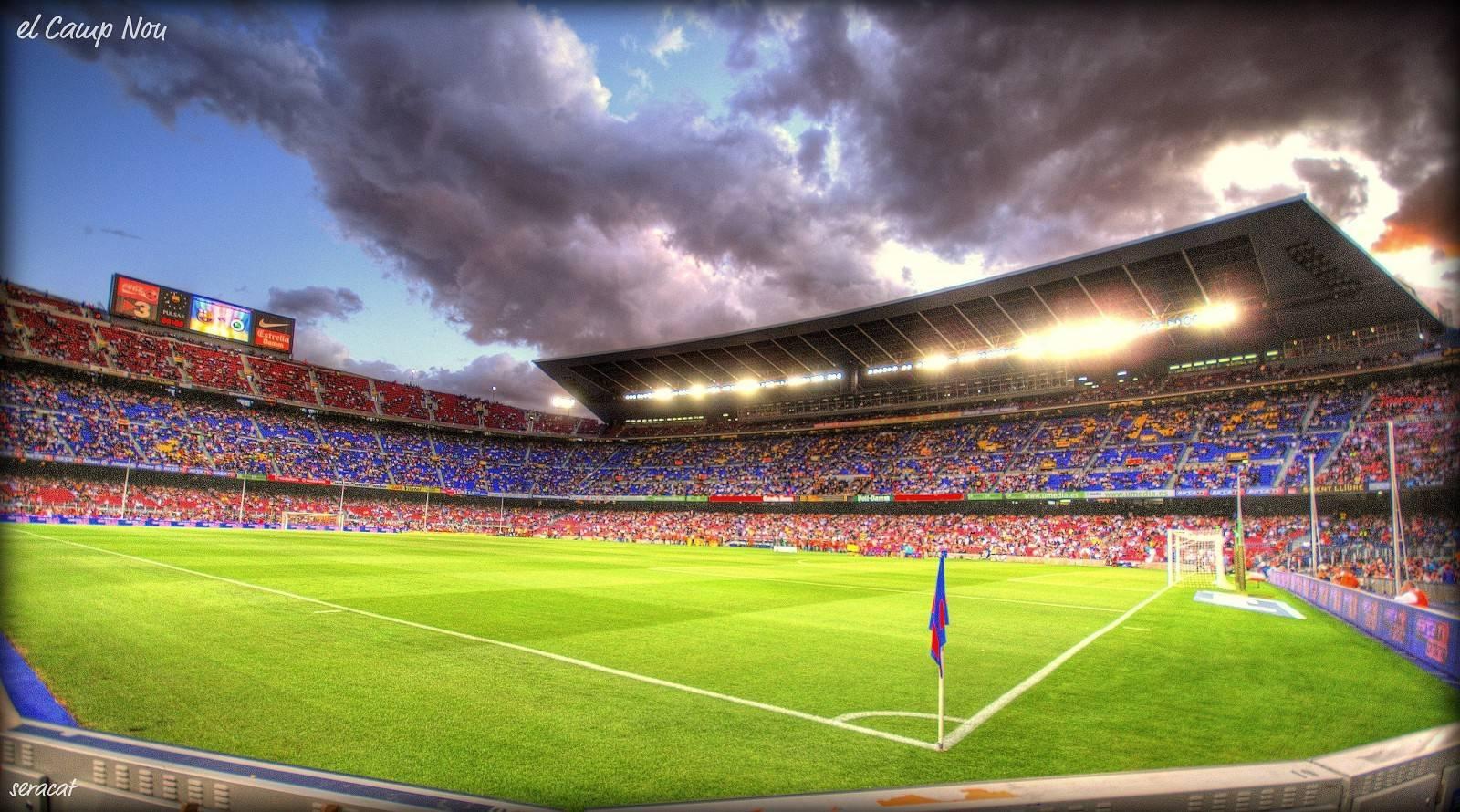 Камп ноу (барселона) - информация про стадионы мира
