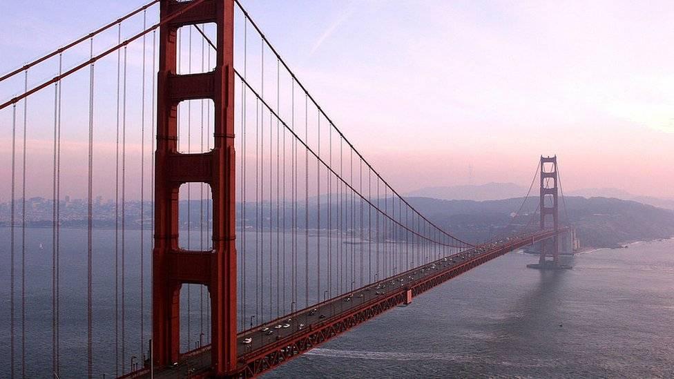 Мост золотые ворота: история, описание, фото