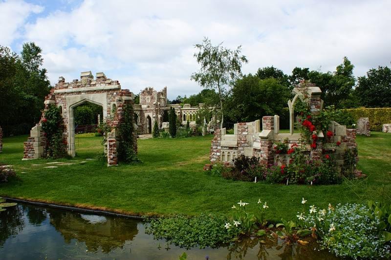 Как сделать английский сад – основные правила стиля