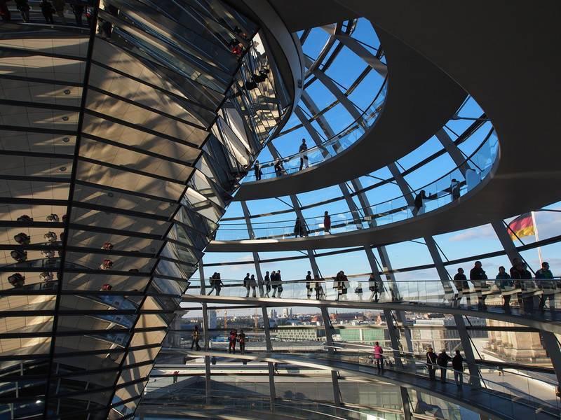 Рейхстаг в берлине: здание сейчас, фото, запись на экскурсию