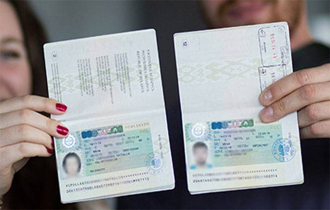 Рабочая виза в чехию для россиян