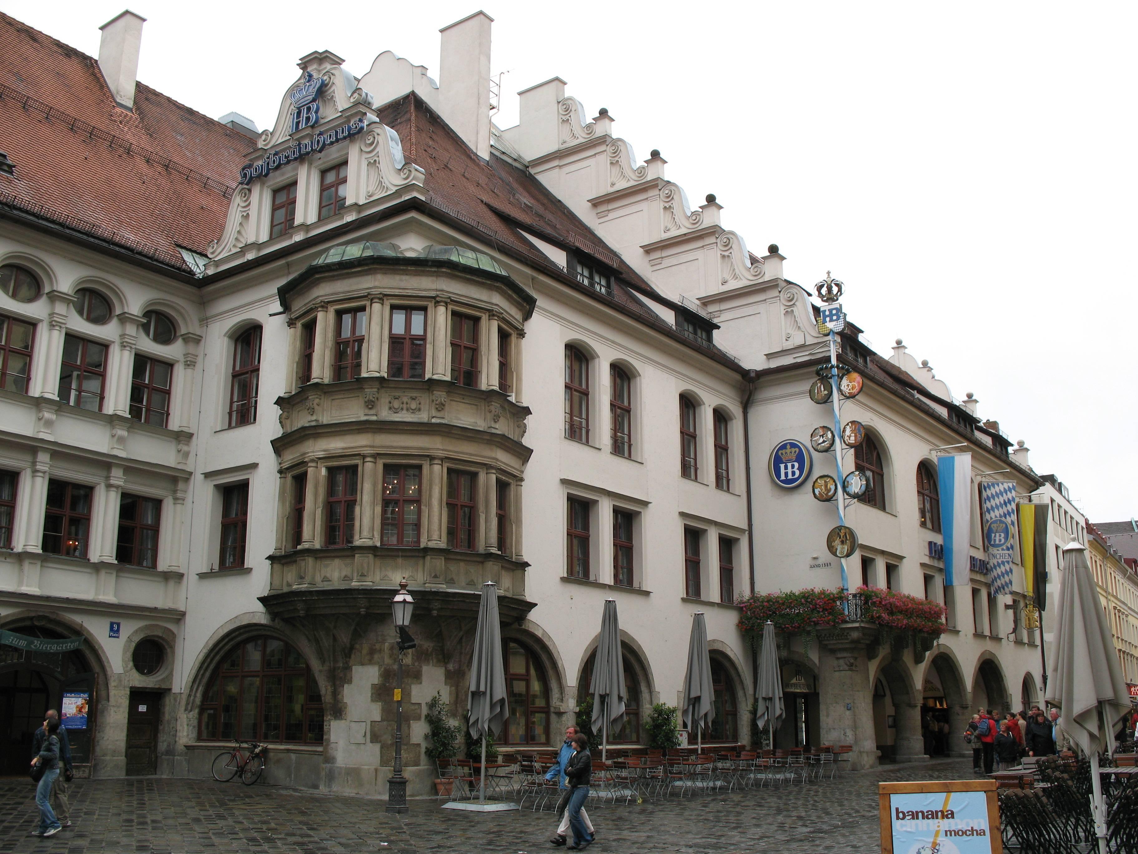 Лучшее пиво мира на beermonsters.ru » blog archive » пивоварня хофбройхаус (hofbräuhaus)