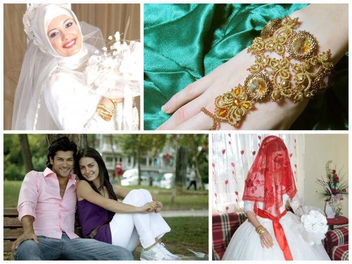 Турецкие свадебные традиции и обычаи   рутвет - найдёт ответ!