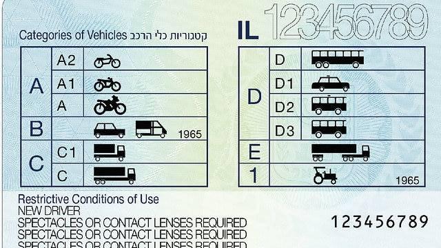 За что автолюбитель может получить штраф при поездке по израилю