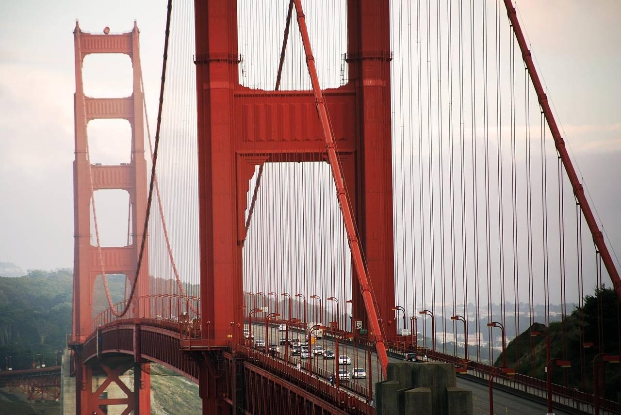 Почему стоит побывать на мосту золотые ворота в сан-франциско?