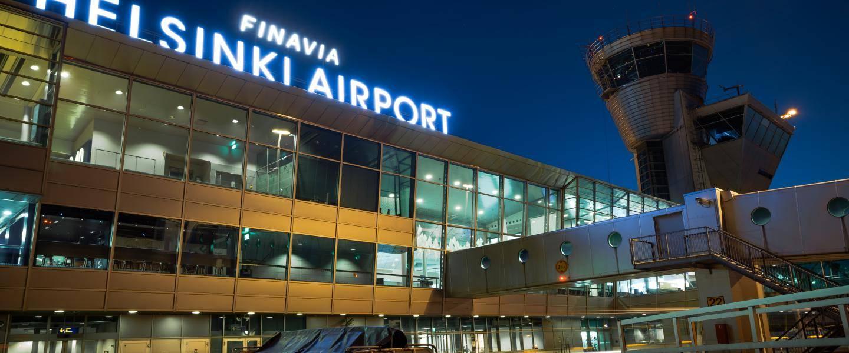 Список аэропортов финляндии