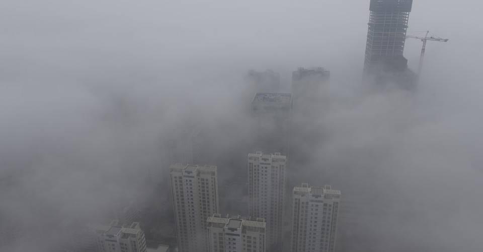 Экологическая катастрофа китая (часть 1): опасный воздух