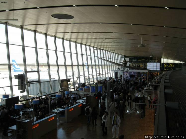Международный аэропорт вантаа хельсинки