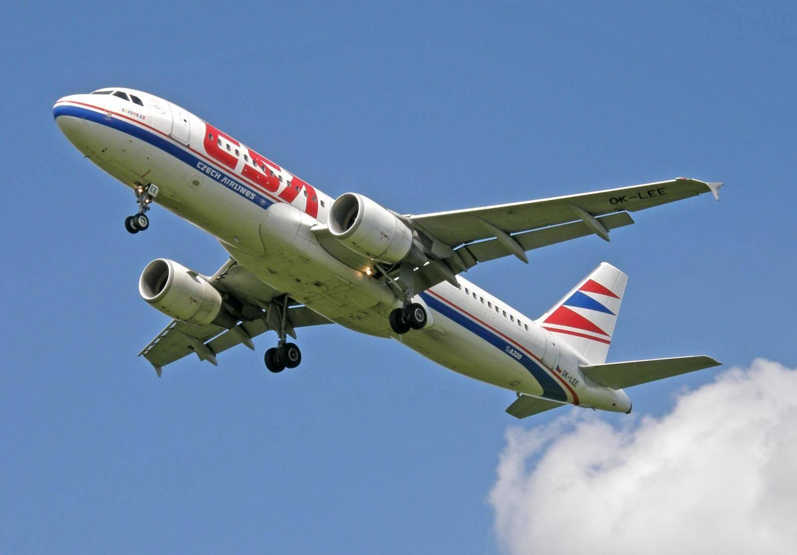 Авиакомпания чса ― чешские авиалинии (csa czech airlines)
