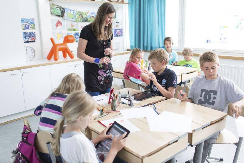 Образовательная система финляндии