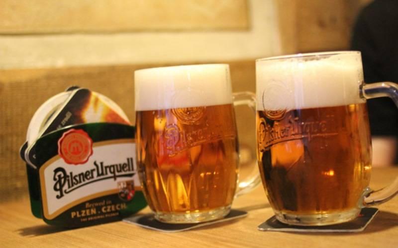 Лучшее чешское пиво