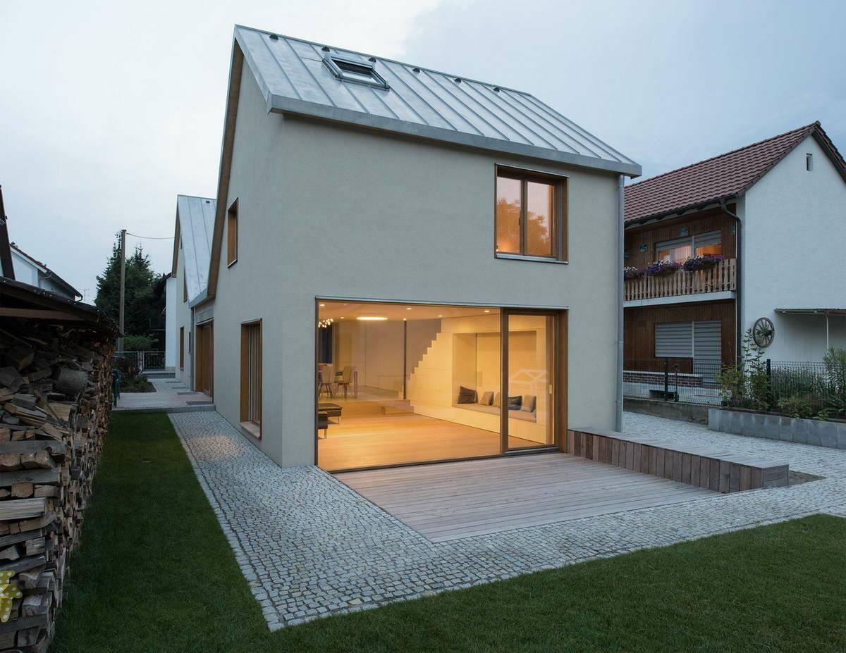 Заключение контракта на строительство своего дома в германии