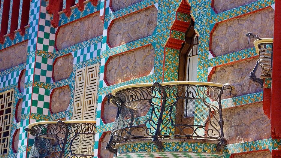 7 архитектурных шедевров антонио гауди, которые украшают барселону