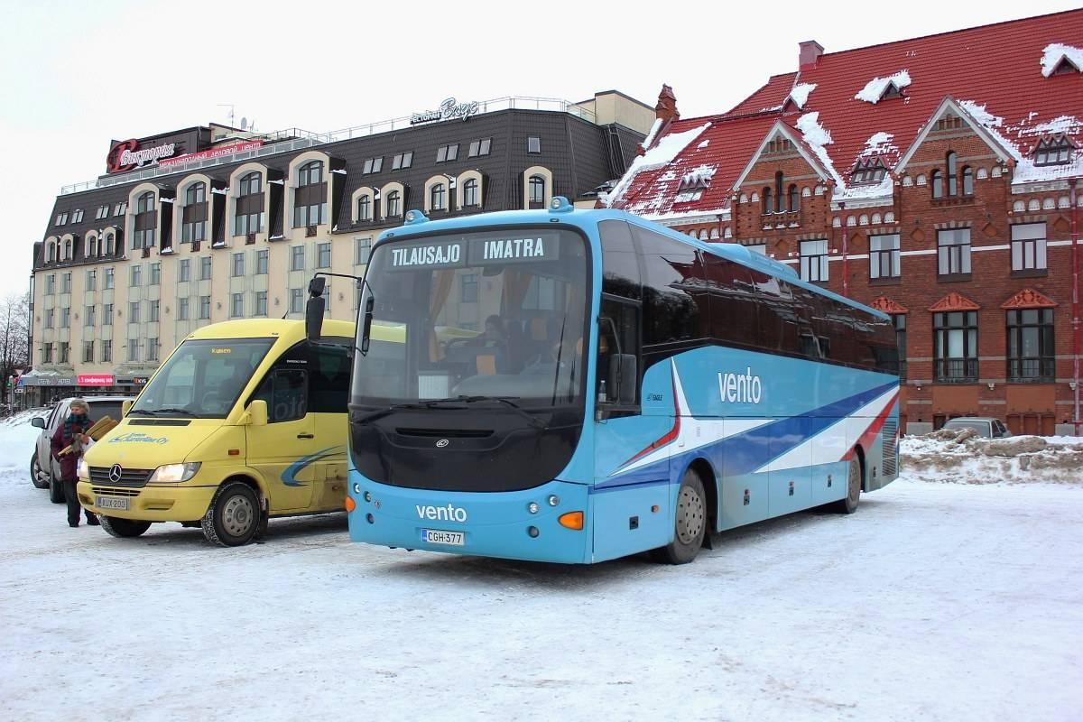 Транспорт в финляндии