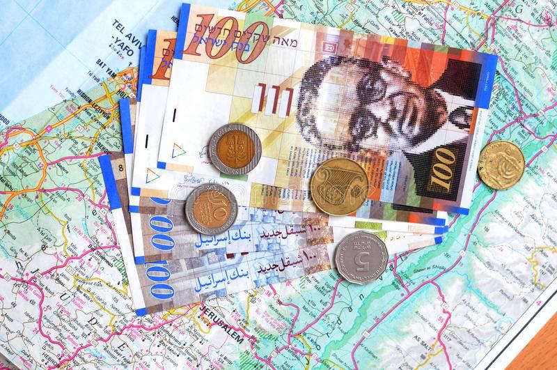 Какая валюта в Израиле