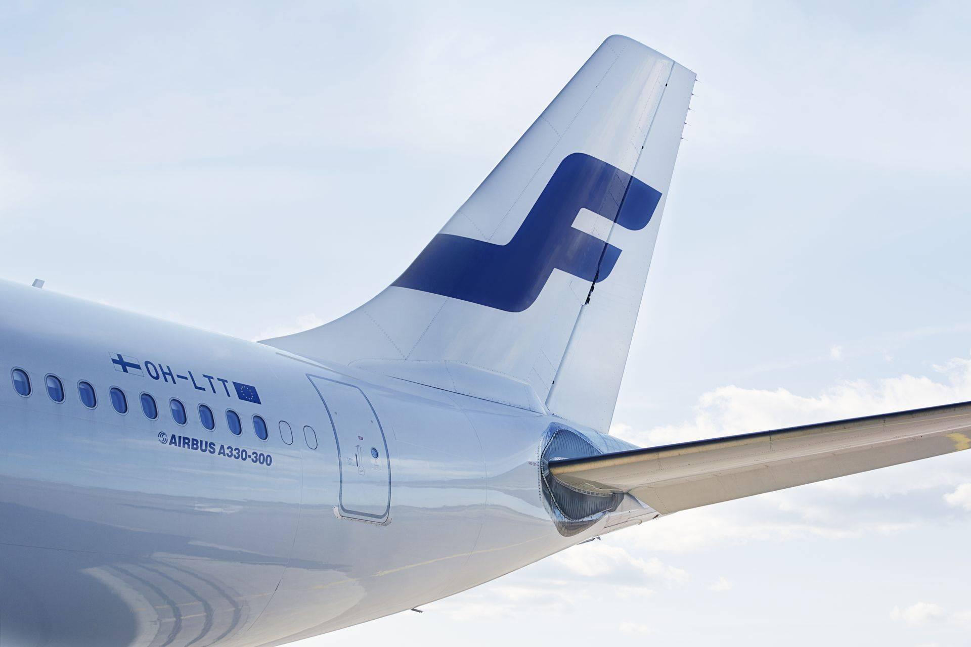 Finnair – национальный авиаперевозчик финляндии