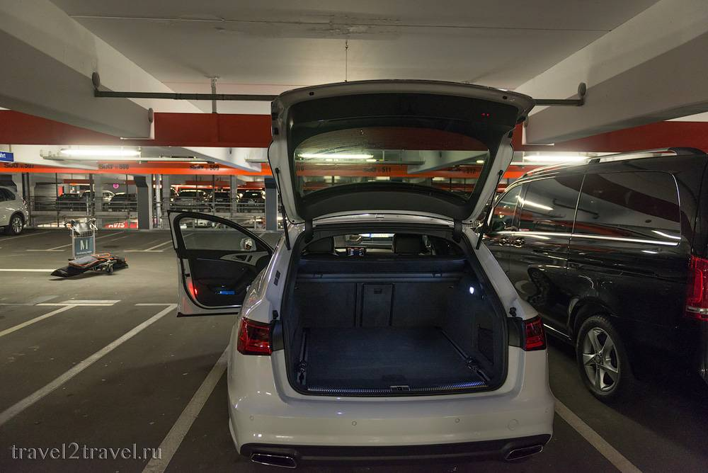 Как взять напрокат машину в мюнхене