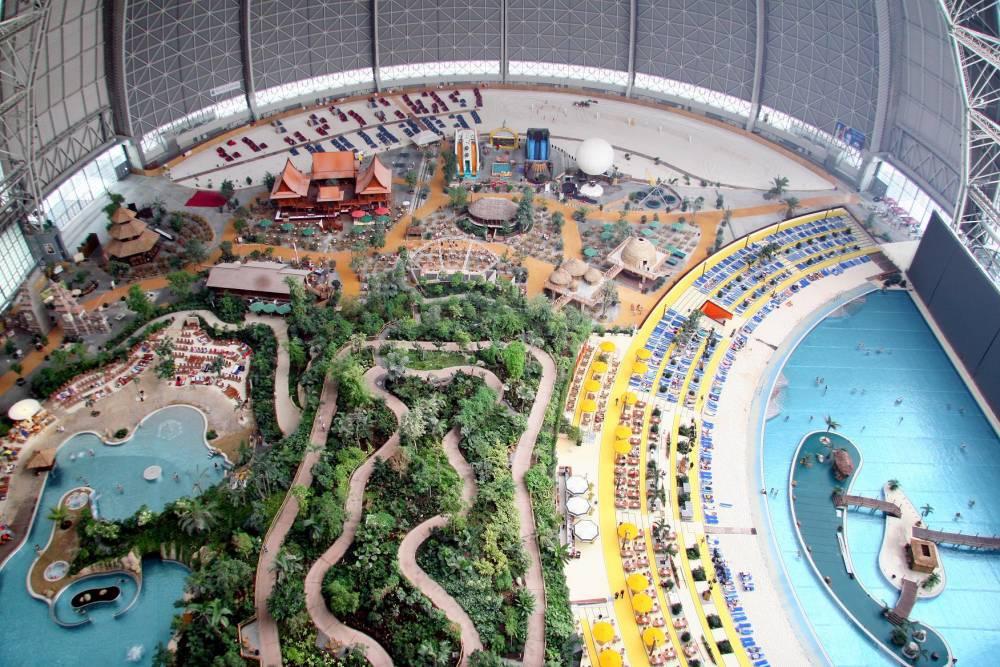 Новый рейтинг 10 лучших аквапарков в мире :: инфониак