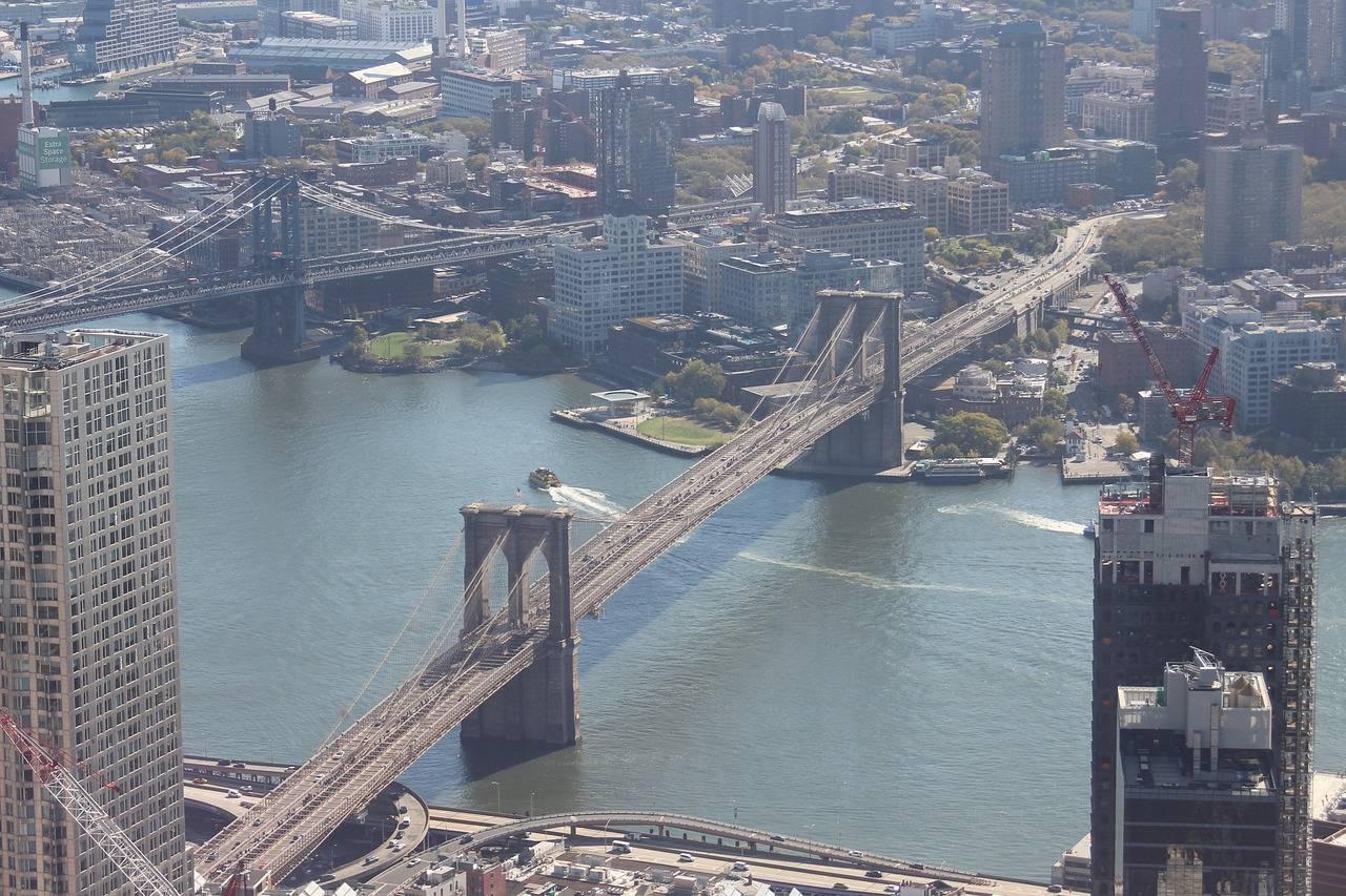Бруклинский мост в нью-йорке - фото и описание, история, тыйны и загадки, карта