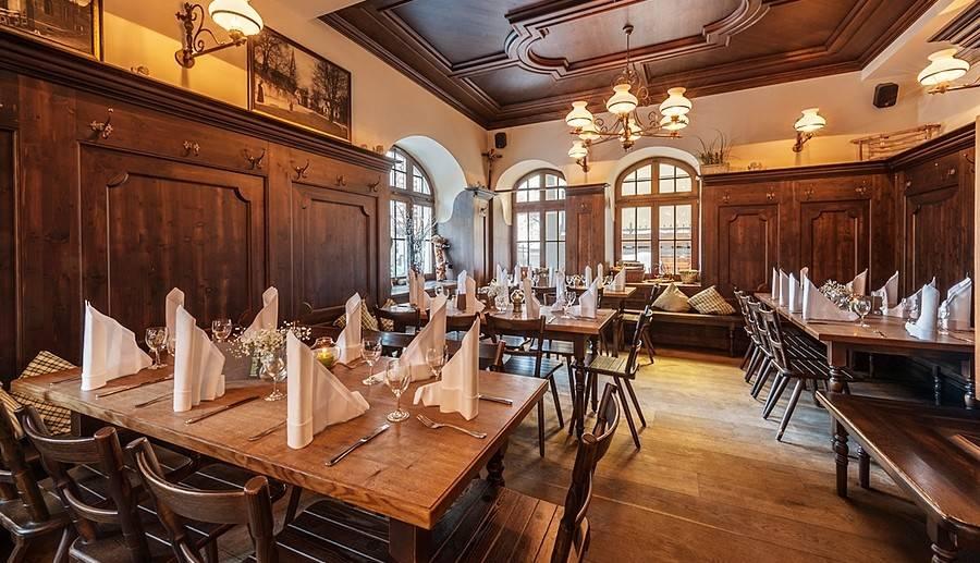 Рестораны мюнхена — лучшие города, интернациональная и баварская кухни
