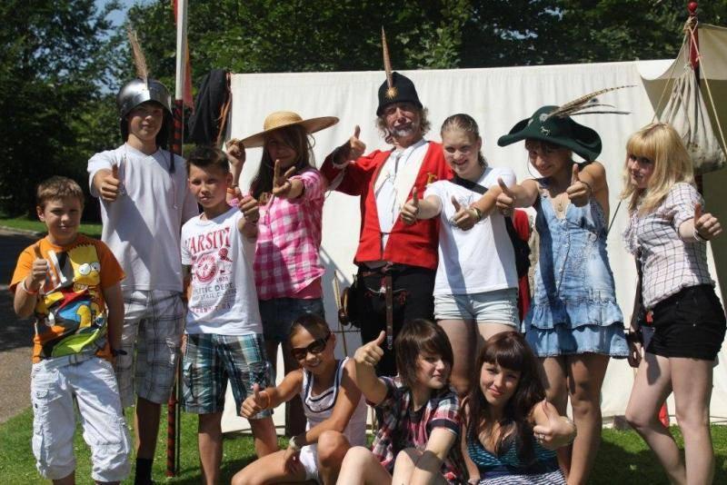 Летний языковой лагерь в англии для школьников на летних каникулах