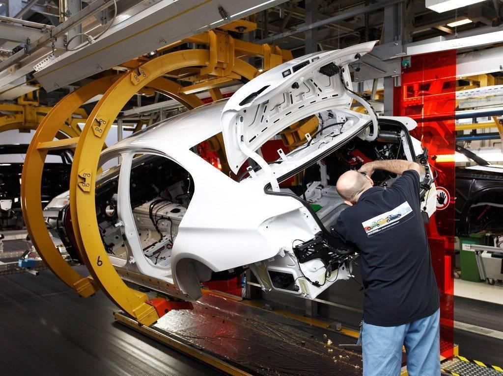 Где производятся машины марки bmw
