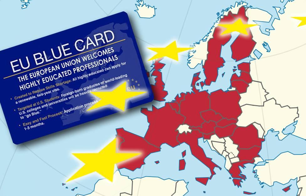 Голубая карта: ес и германии, как получить – требования, перечень актуальных профессий, преимущества blue card